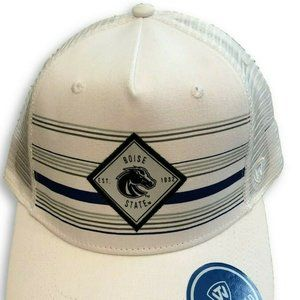 NWT Boise State Broncos TOW Logo Meshback Hat